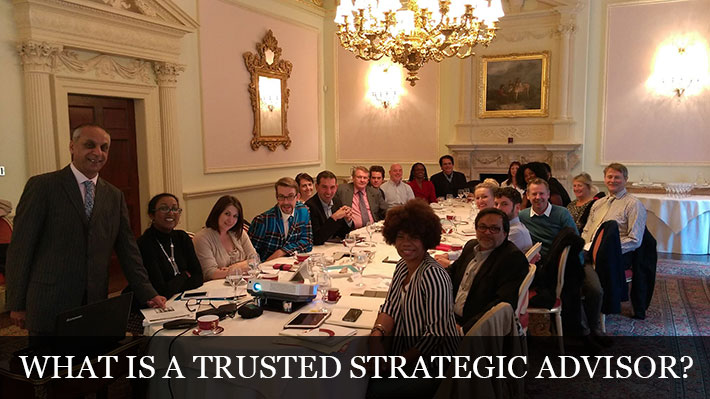 trusted strategic advisor