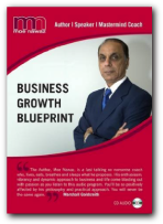 Moe Awaz's Business Growth Blueprint Book