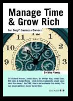Moe Awaz's Managetime and Grow Rich Book